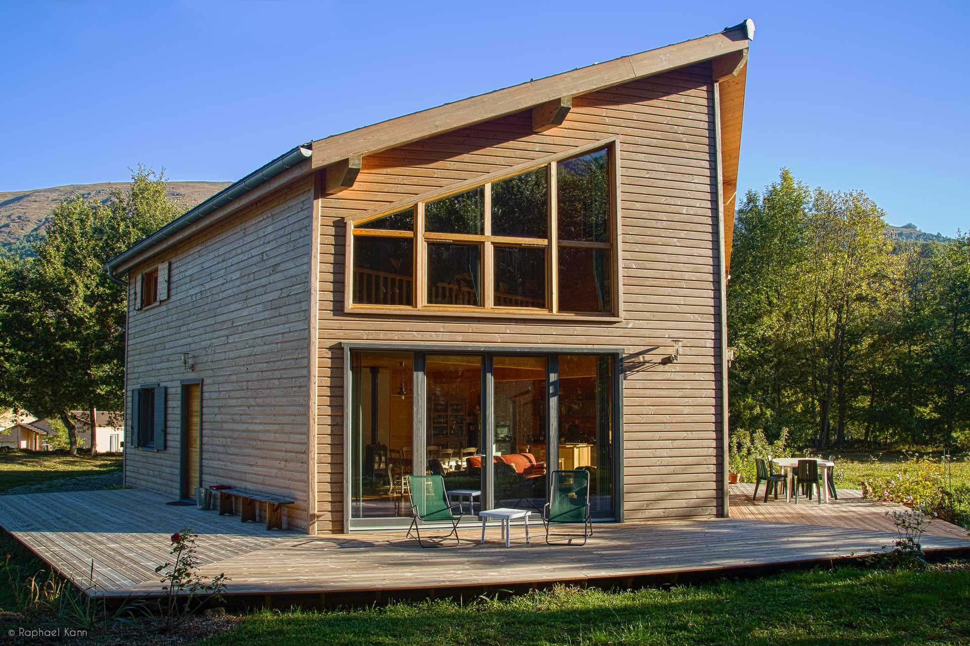 maison ossature bois falco constructions bois. Black Bedroom Furniture Sets. Home Design Ideas